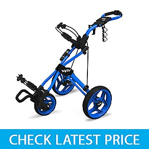 golf push cart reviews